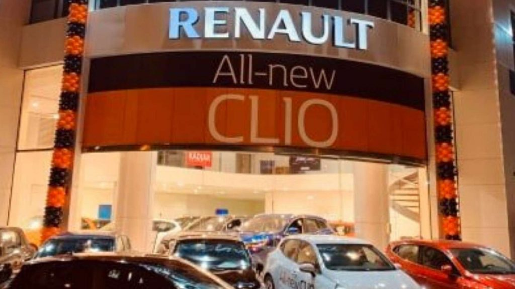 Automotivo Renault